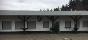 Bekommt eine Photovoltaik-Anlage: Das Sportheim in Hesselbach des SV Oberes Banfetal